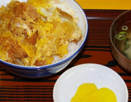 カツ丼 ¥950