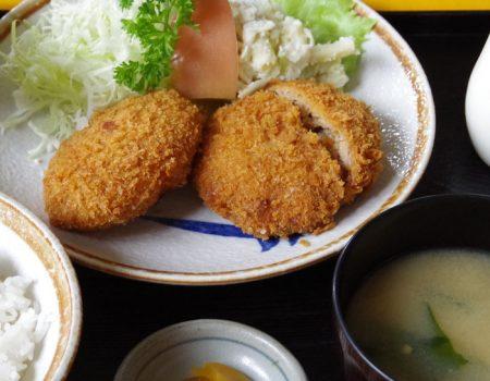 メンコロ定食 ¥850