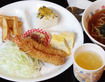 お子様ランチB ¥650