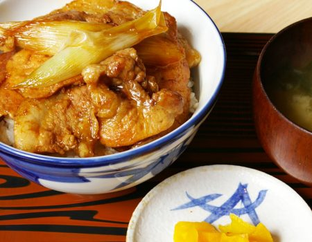 肉丼 ¥900