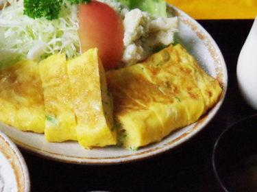 卵焼き定食